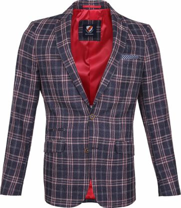 Suitable Blazer Asea Windowpane