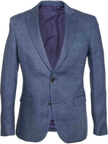 Suitable Blazer Biot Dunkelblau