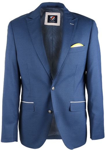 Suitable Blazer Braga Donkerblauw
