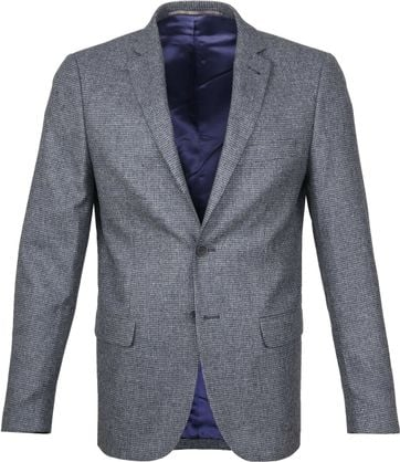 Suitable Blazer Callan Indigo Cometa