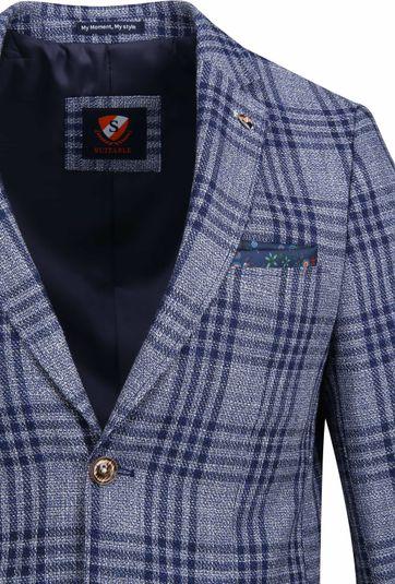 Suitable Blazer Captiva Blue