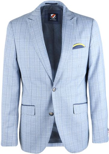 Suitable Blazer Cartaxo Blauw