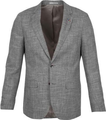 Suitable Blazer Delray Grau