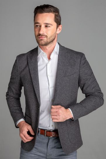 Suitable Blazer Easky Grey