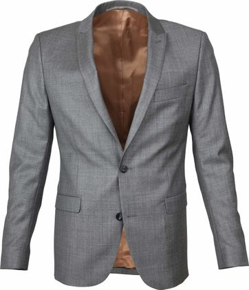 Suitable Blazer Evans Dark Grey
