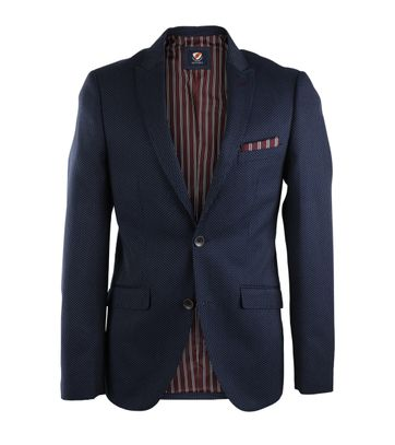 Suitable Blazer Fiss Navy