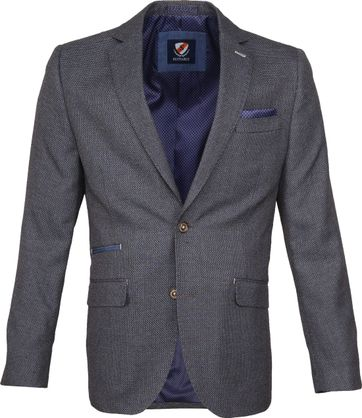 Suitable Blazer Foloi Antraciet