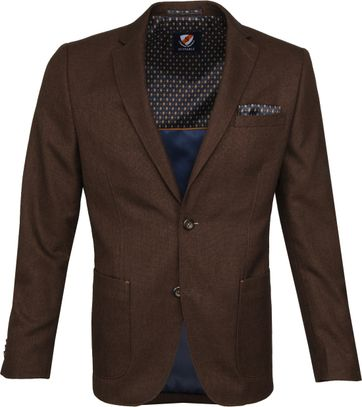 Suitable Blazer Fyn Brown