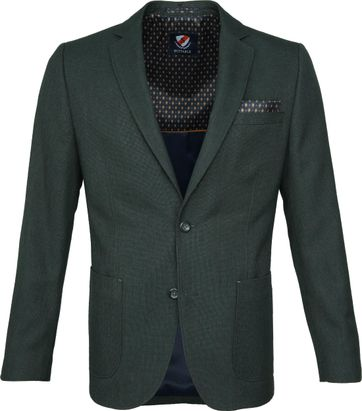Suitable Blazer Fyn Dunkelgrün