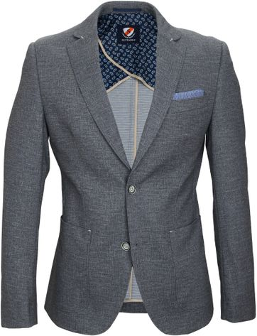 Suitable Blazer Gaude Dunkelgrau