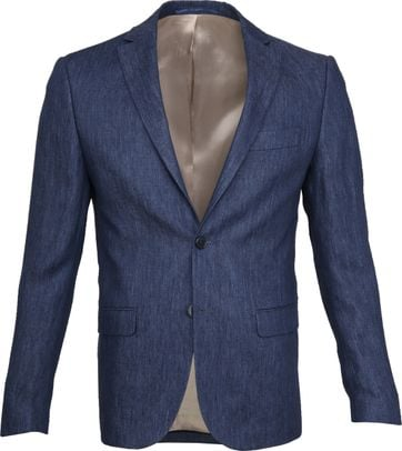 Suitable Blazer Gialou Blauw