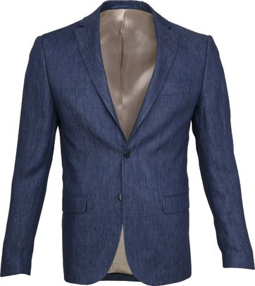Suitable Blazer Gialou Blue