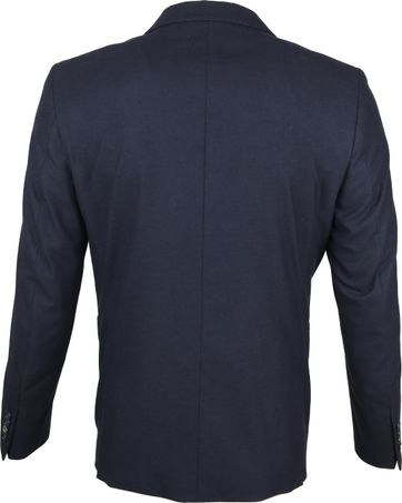 Suitable Blazer & Gilet Flannel Navy