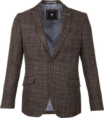 Suitable Blazer Grou Hogg Melange
