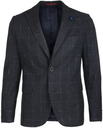 Suitable Blazer Gstaad Antraciet