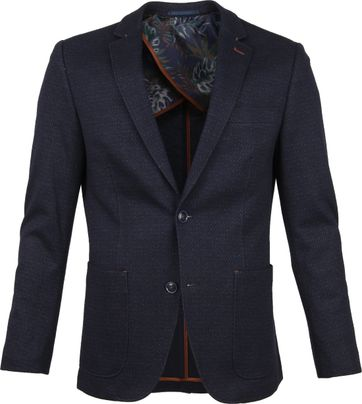 Suitable Blazer Joutel Navy