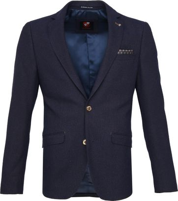 Suitable Blazer Karup Navy