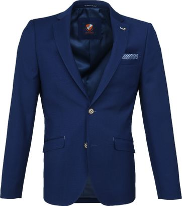 Suitable Blazer Kastri Blau
