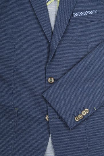 Suitable Blazer Kiato Blauw