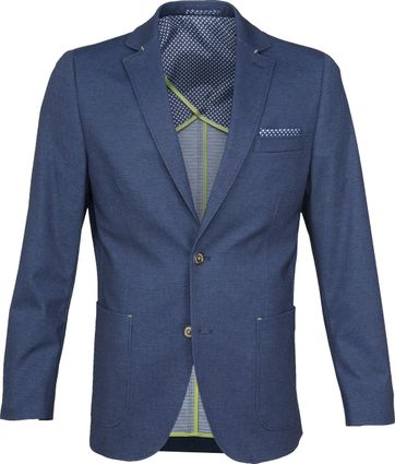 Suitable Blazer Kiato Blue