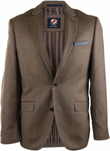 Suitable Blazer Laax Camel