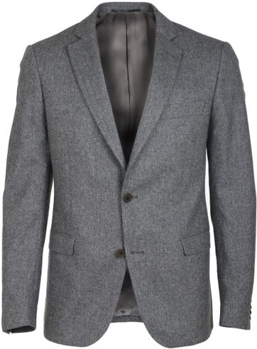 Suitable Blazer Lech Antraciet