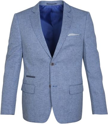 Suitable Blazer LeLuc Blue