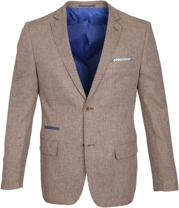 Suitable Blazer LeLuc Brown