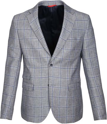 Suitable Blazer Menton Grau