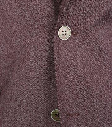 Detail Suitable Blazer Moritz Bordeaux