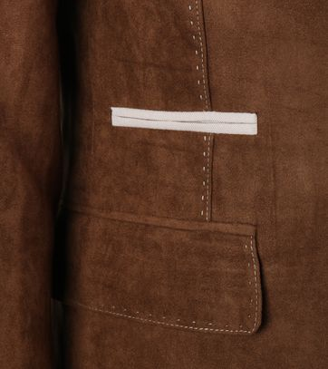 Detail Suitable Blazer Nypu Bruin