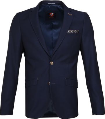 Suitable Blazer Odde Dunkelblau