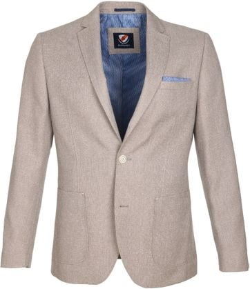 Suitable Blazer Opio Beige