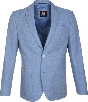 Suitable Blazer Opio Blue