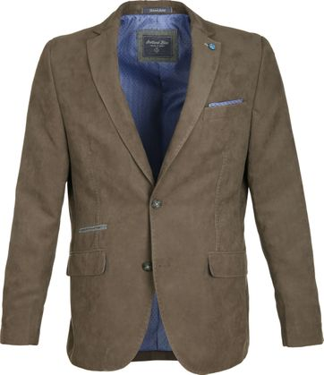 Suitable Blazer Passeta Groen