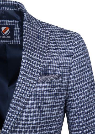 Suitable Blazer Patras Blau