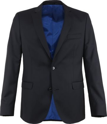 Suitable Blazer Piga Dark Navy