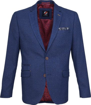 Suitable Blazer Samso Blau