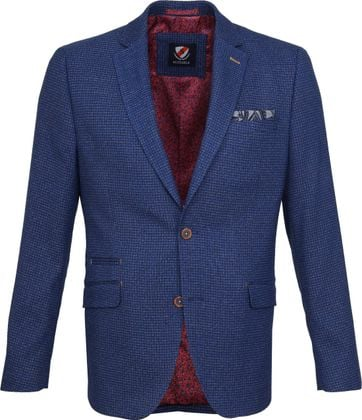 Suitable Blazer Samso Blue