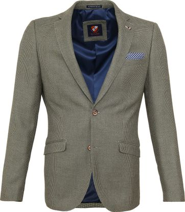 Suitable Blazer Serres Green