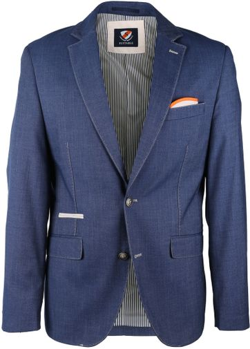 Suitable Blazer Serta Blau