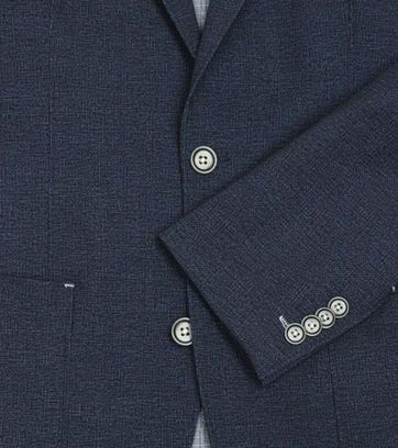 Detail Suitable Blazer Sete Dunkelblau