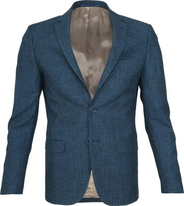 Suitable Blazer Stravos Dunkelblau