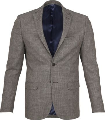 Suitable Blazer Stravos Grijs