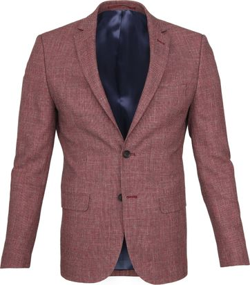 Suitable Blazer Stravos Red