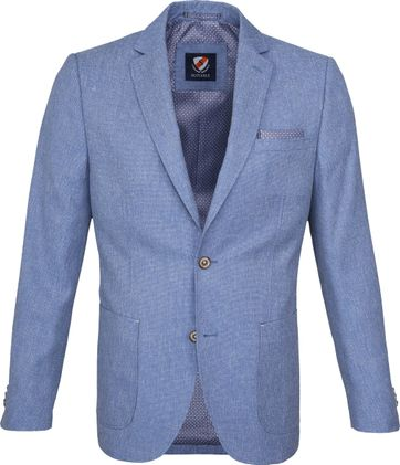 Suitable Blazer Tolo Lichtblauw