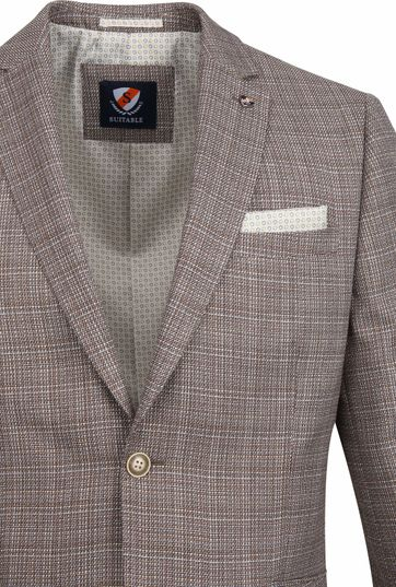 Suitable Blazer Vero Camel