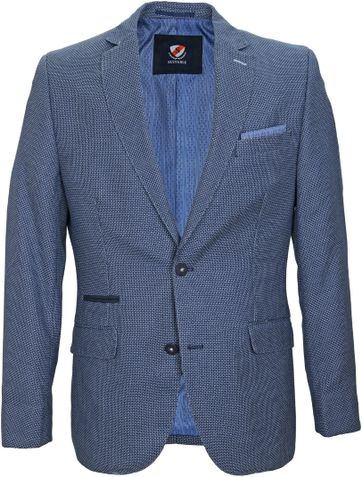 Suitable Blazer Vias Dunkelblau