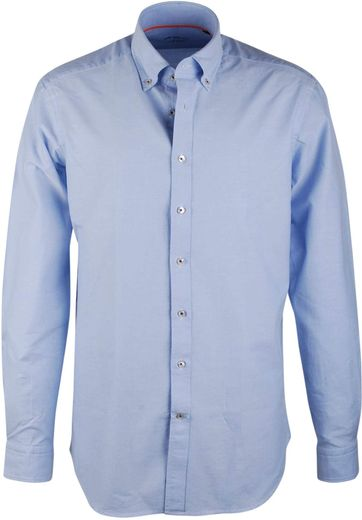 Suitable Blue Casual Shirt