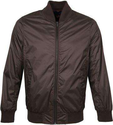 Suitable Bomber Jacket Vanquish Brown